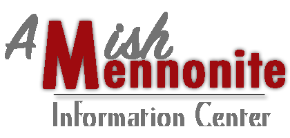 Little Red School Amish Mennonite Information Logo